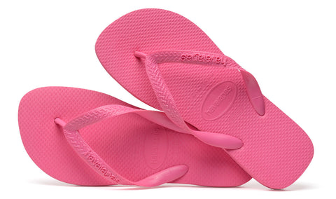 Havaianas Authentic Brazil, Top Unisex Flip Flops, Shocking Pink