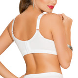 Formas Intimas, 502408, Women's Brassiere, White