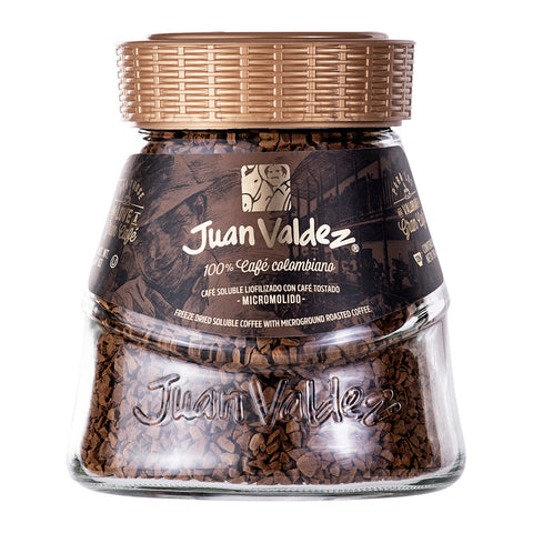 Juan Valdez® Regular Freeze Dried Instant Coffee, 190g Jar