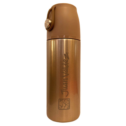 Juan Valdez® Gold Thermo Vacuum Flask, 350ml