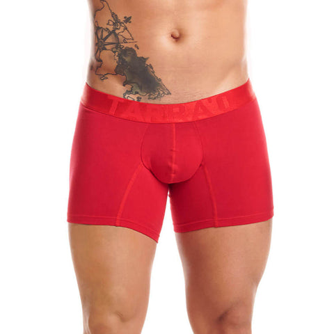 Tarrao Boxer Short Fondo Enterno Cotton Men's Underwear, Red