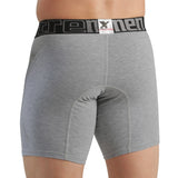 Xtremen Boxer Long Deportivo Estampado Microfibre Men's Underwear, Light Grey