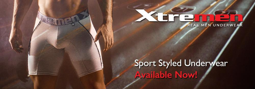 Xtremen Boxer & Brief Sports Underwear for Men