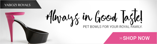 Yabozi Royals Pet Bowl