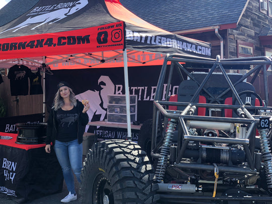 Rockcrawlers and Brews Event