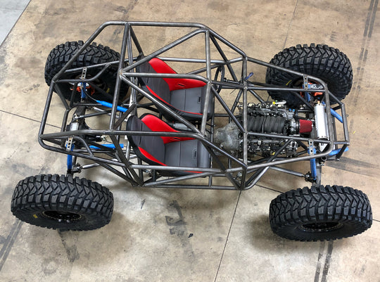 Martec Chassis Build