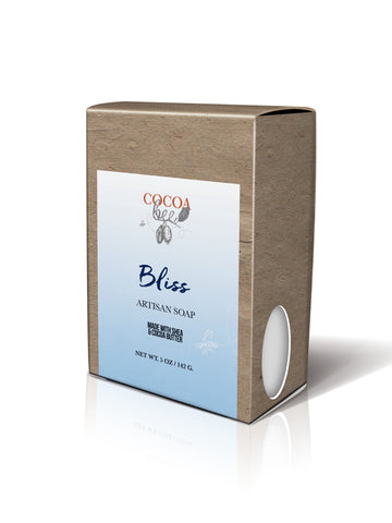 Bliss CocoaShea Bar Soap