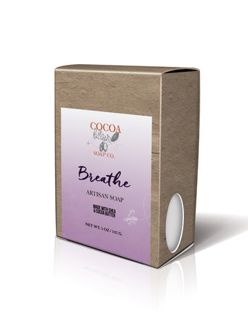 Breathe CocoaShea Bar Soap