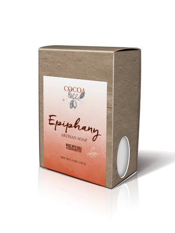 Epiphany CocoaShea Bar Soap