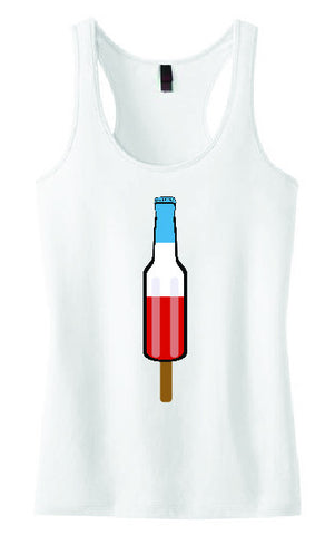 Beersicle Tank Top - Wedding Favors Plus