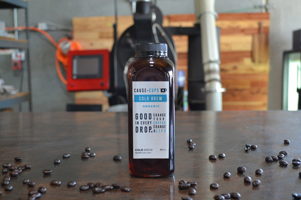 Cold Brew Coffee - 12 Pack
