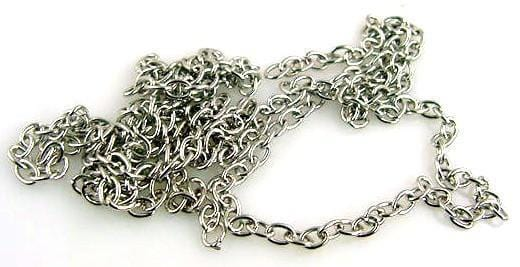 "1 27 1/2"" dark pewter chain 10585-Q3"