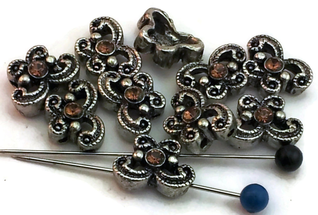 10_platinum_butterfly_2_hole_slider_beads_d170-N2