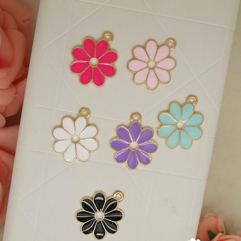 10pcs_/lot_19*22mm_petal_Beautiful_flower_pendant_a