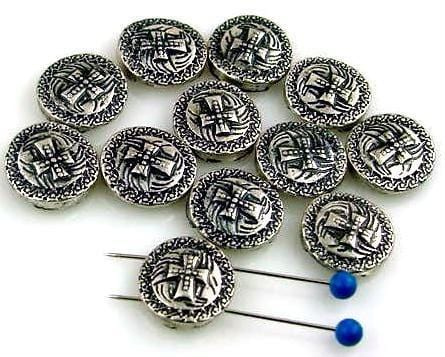 13_Amazzing_Christan_Cross_2_hole_Slider_Beads-10949-N3