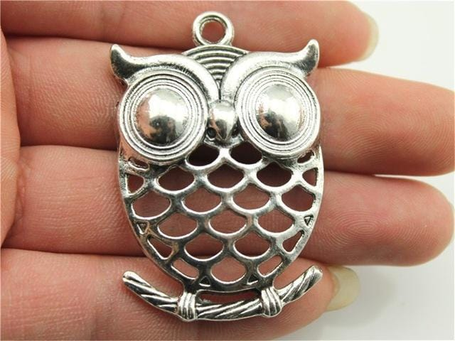1pc Owl Charms