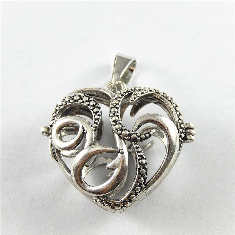 2_PCS_Antique_Silver_Charm__34*31*16mm