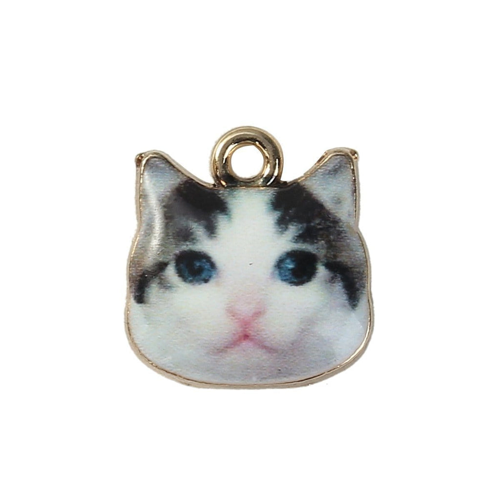 20_Little_Cat_Printed_Pendant_Vivid_Cute_Charms