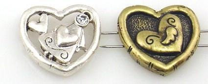 2_hearts_antique_silver_antique_gold_inspirational_2_hole_slider_beads_8949-N4