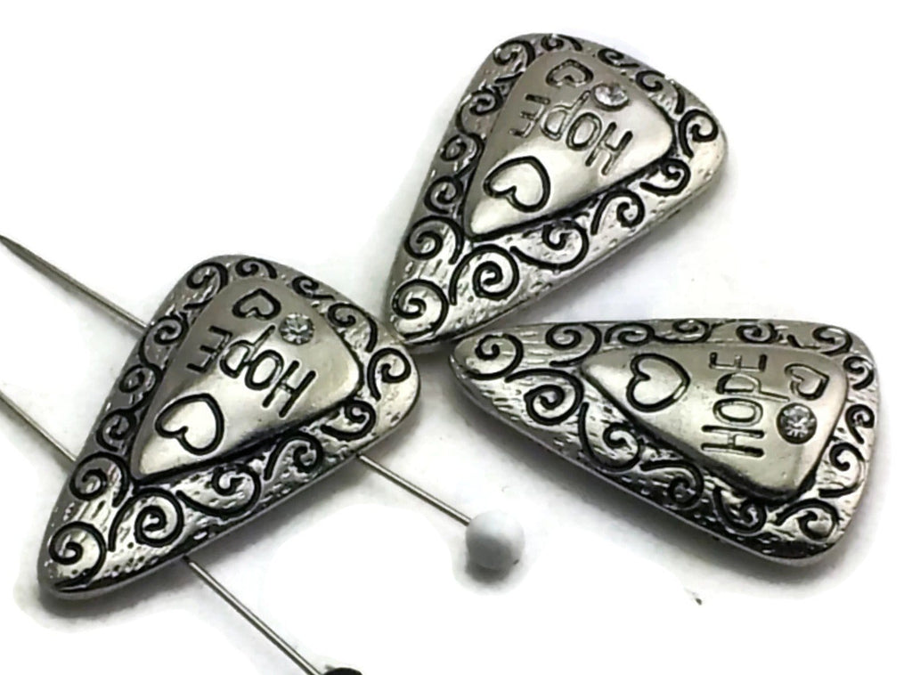 3_bright_silver_inspirational_2_hole_beads_beading_d106-R4