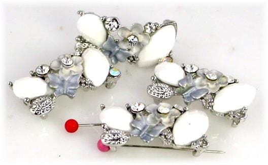 5  two hole floral slider bead 7930-H10