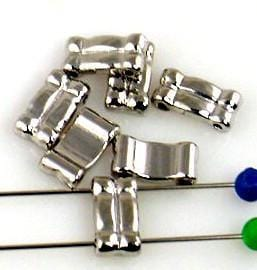 7 small filler spacer bar slider beads 9386-H3