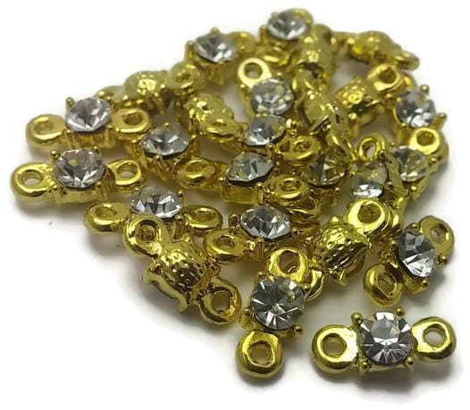 bright gold connector beads nov. 1.4-f11