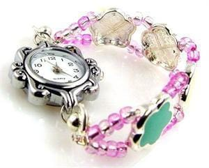 floral_interchangeable_watch_band-idea
