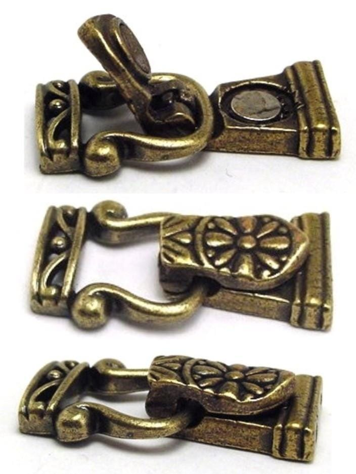 Fold_Over_Antique_Gold_Magnetic_Clasps_Closures1550-clasp
