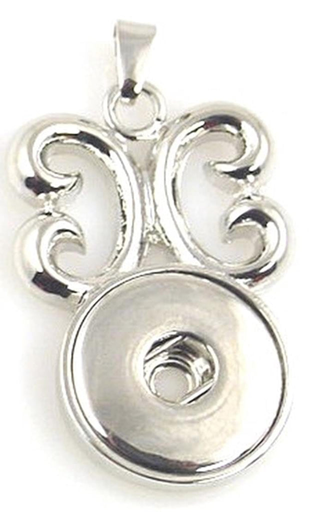 Large Twinklette Snap Jewelry pendant 10842-H10