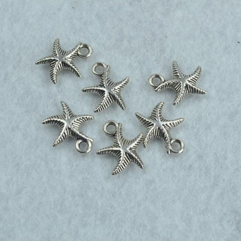 30pcs starfish charms