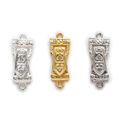 Beads and Clasps for Jewelry Design