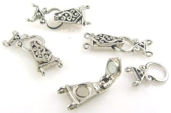 Silver_Fold_Over_Magnetic_Clasps_2_Strand_4181-clasp