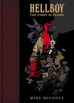 Hellboy: The First 20 Years (Hardcover)