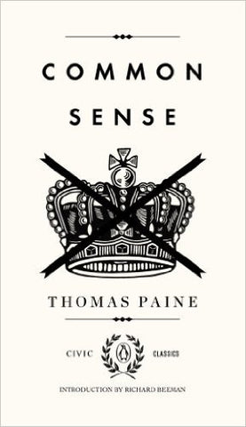 Common Sense (Penguin Civic Classics) by Thomas Paine