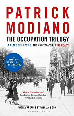 The Occupation Trilogy by Patrick Modiano
