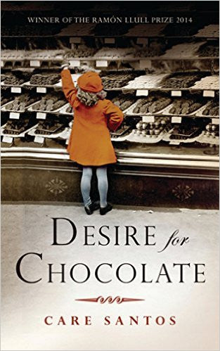 Desire for Chocolate by Care Santos
