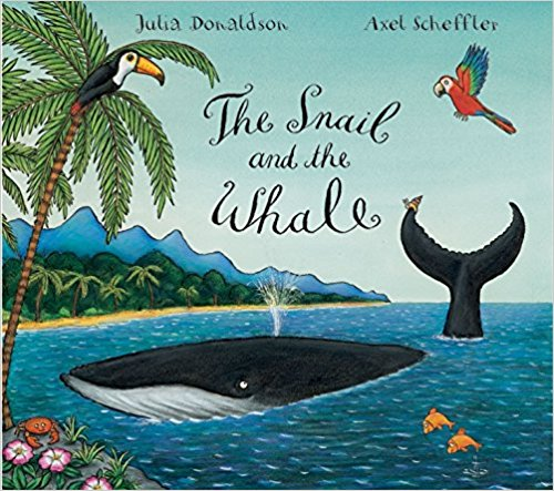 The Snail and the Whale Big Book by Julia Donaldson