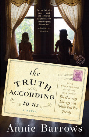 The Truth According to Us by Annie Williams