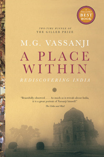 A Place Within by M. G. Vassanji