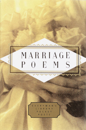 Marriage Poems edited by John Hollander