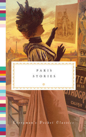 Paris Stories edited by Shaun Whiteside