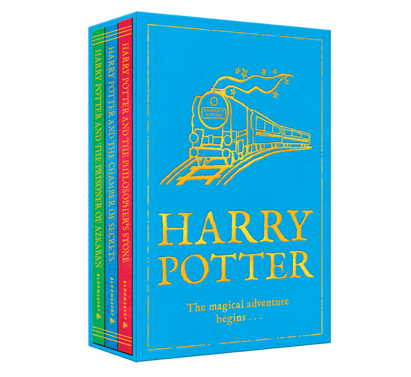Harry Potter: The magical adventure begins... by J.K. Rowling