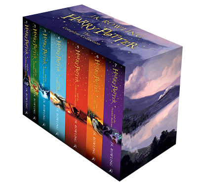 Harry Potter Children's Paperback Box Set by J.K. Rowling