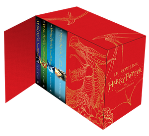 Harry Potter Children's Hardback Box Set by J.K. Rowling