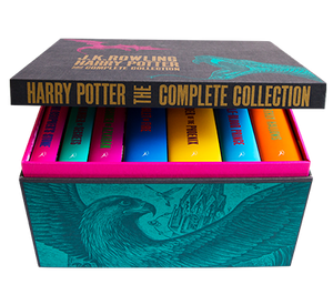 Harry Potter Adult Hardback Box Set by J.K. Rowling