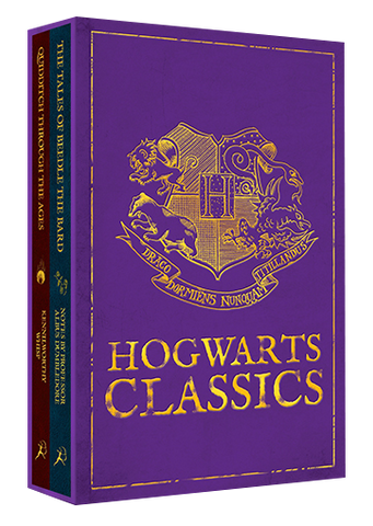 The Hogwarts Classics Box Set by J.K. Rowling