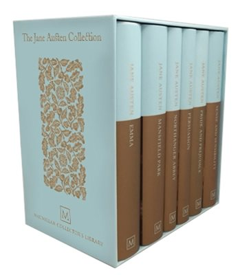 The Jane Austen Collection by Jane Austen