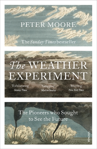Weather Experiment by Peter Moore