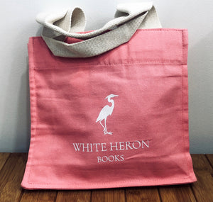 White Heron Books Children's Bag